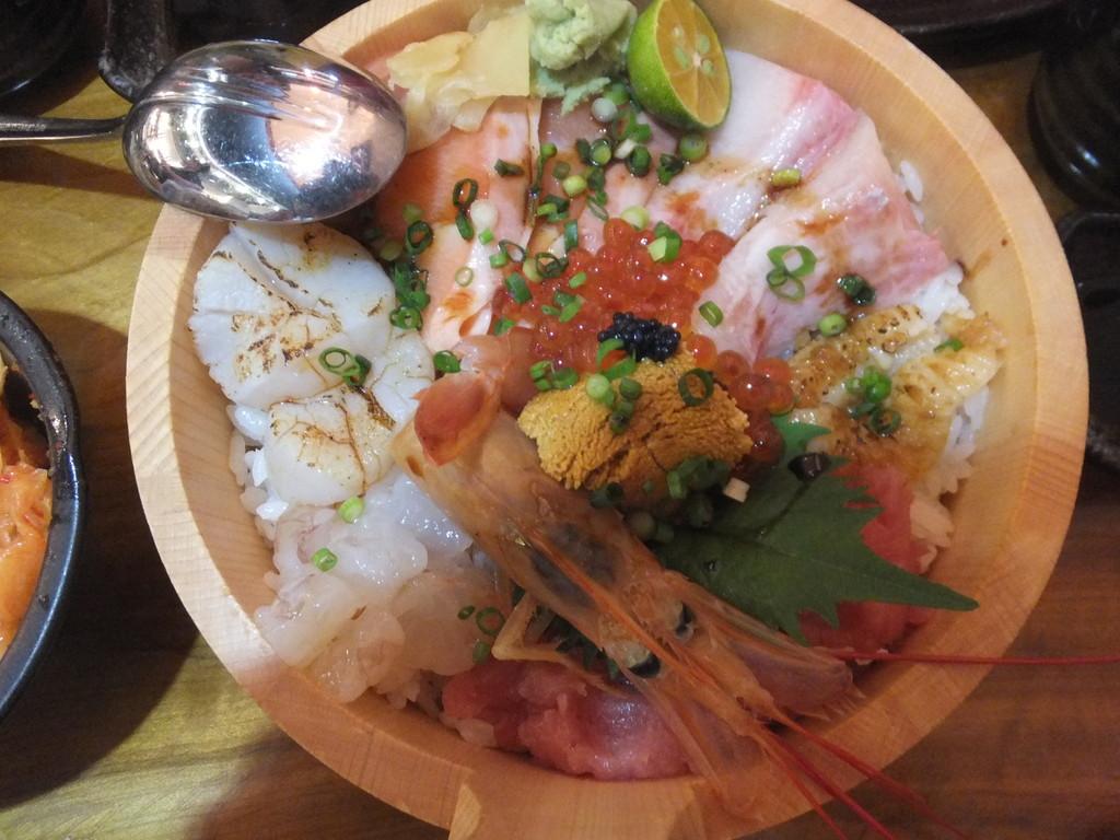 福川町:日本料理
