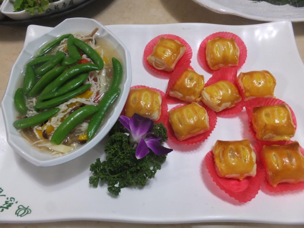 母の日の精進料理